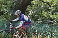 MTB cycling 2012 Olympics M cross-country GUM Derek Horton.jpg