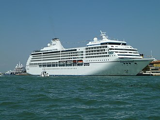 Regent Seven Seas Cruises - Image: MV Seven Seas Mariner