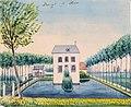 Maastricht-Heer, Kasteel De Burght (Ph v Gulpen, 1840).jpg
