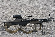 Machine gun M60E6