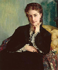 Portrait de Madame Louis Cézard