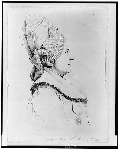 File:Madame d'Eon alias Chevalier D'Eon LCCN91706235.jpg