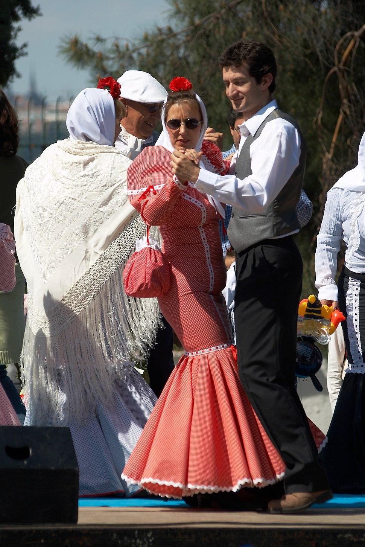 Madrid - Fiestas de San Isidro - Chulapos - 20070515-16