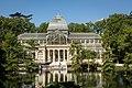 Madrid - Parque del Retiro - Palacio de Cristal 2017-06-03.jpg