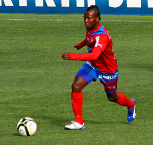 2014 IFK Göteborg season - Midfielder May Mahlangu joined IFK Göteborg from Helsingborgs IF. He was selected as Allsvenskan player of the year in 2011.
