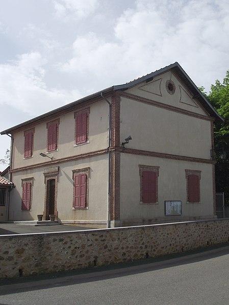 Mairie de Clarens (Hautes-Pyrénées, France)