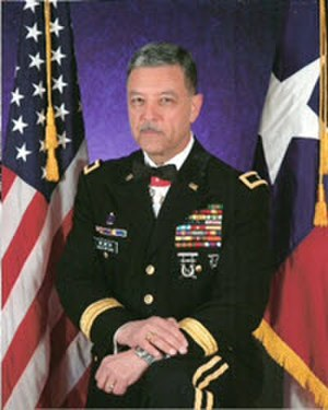 Texas State Guard - Major General Bodisch