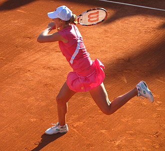 Ekaterina Makarova - Ekaterina Makarova at the 2009 French Open