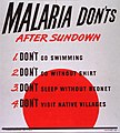 Malaria don'ts after sundown (6944450995).jpg