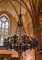 Malchow Orgelmuseum Klosterkirche Kronleuchter.jpg