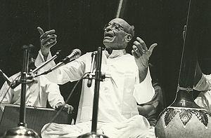 Mallikarjun Mansur - Image: Mallikarjun Mansur