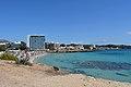 Mallorca Cala Rajada Son Mol beach.jpg