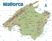 Image Result For Mallorca Karte