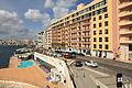 Malta - Sliema - Triq Ix-Xatt ta' Tigné (Tigné Pedestrian Bridge) 01 ies.jpg