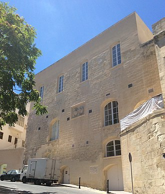 Interpretation centre - The Fortifications Interpretation Centre in Valletta, Malta