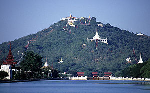 Mandalay Hill - Image: Mandalay Hill 3