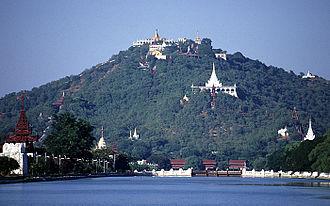 Mandalay Hill - Image: Mandalay Hill 3