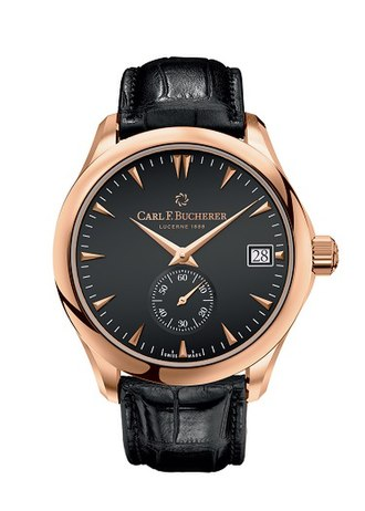 Carl F. Bucherer - The 2016 Manero Peripheral model, marking the launch of the CFB A2000 movement family.