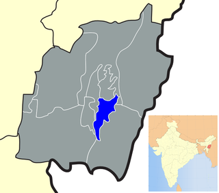 Thoubal district district in Manipur, India