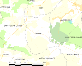Map commune FR insee code 14360.png