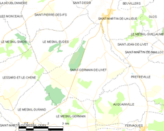 Map commune FR insee code 14582.png