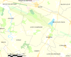 Map commune FR insee code 18119.png