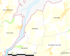 Map commune FR insee code 22085.png