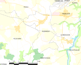 Map commune FR insee code 22188.png