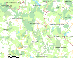 Map commune FR insee code 58235.png