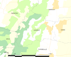 Map commune FR insee code 65244.png