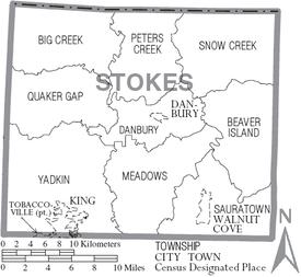 Stokes County North Carolina Wikipedia