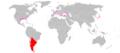 Mapa Myocastor coypus.png