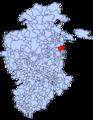 Mapa municipal Cerezo de rio Tiron.png