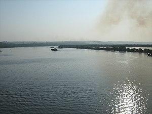 Mapusa River Wikipedia - Rivers map usa