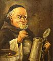 Marcello Bacciarelli (1731-1818) Moine buvant du vin.jpg