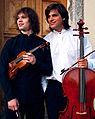 Marco Graziani & Stjepan Hauser 0709.jpg