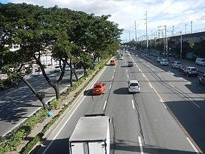 Marikina–Infanta Highway - Image: Marcos Highway Santolan fvf 12