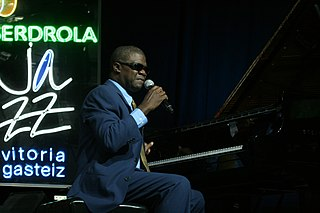 Marcus Roberts Musical artist