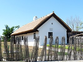 Mari Jászai's birthplace in Ászár.jpg