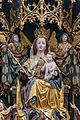 Maria Laach Kirche Flügelaltar Madonna 01.JPG
