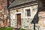 Maria Saal Karnburg Pfalzstraße Pfarrkirche Verbindungsgang zur Annenkapelle 02102018 4869.jpg