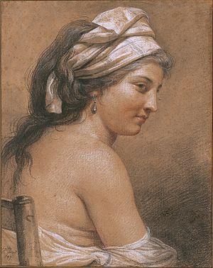 Marie-Gabrielle Capet - Marie-Gabrielle Capet, by Labille-Guiard
