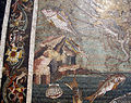 Marina con pesci, da casa del fauno a pompei, 9997, 04.JPG