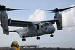 Marines, Sailors conduct first-time flight operations aboard USS America 140711-M-PC317-337.jpg