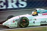 Mark Blundell - Tyrrell 022 at the 1994 British Grand Prix (32500358346).jpg
