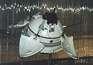 Mars3 lander vsm