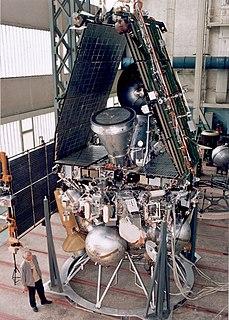 Mars 96 Failed Mars mission