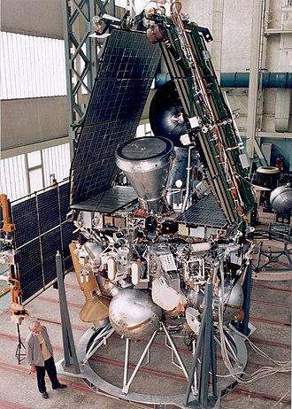 Mars 96 - Image: Mars 96 Assembly