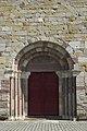 Marsal (Moselle) Église Saint-Léger Portail 524.jpg