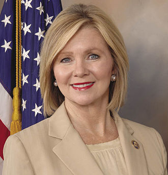 Marsha Blackburn - Rep. Marsha Blackburn official photo in 2011.